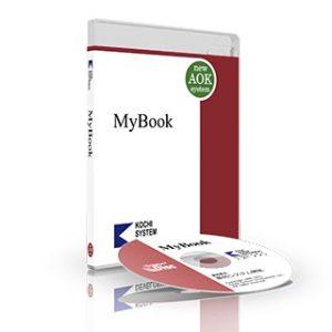 MyBook パッケージ画像