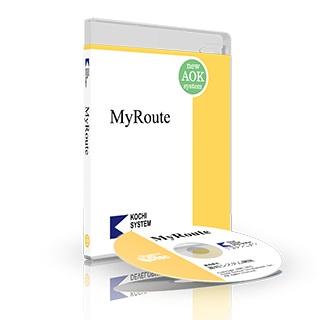 MyRoute パッケージ画像